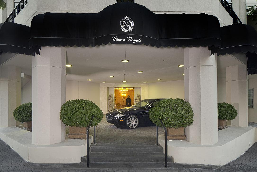 Utama-Royale-front-door
