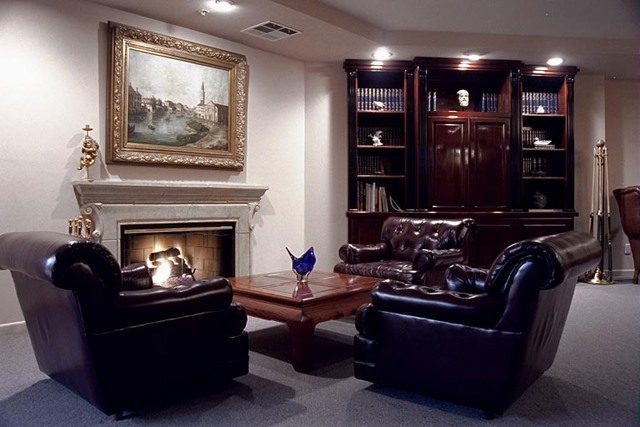 Private Member's Club Room